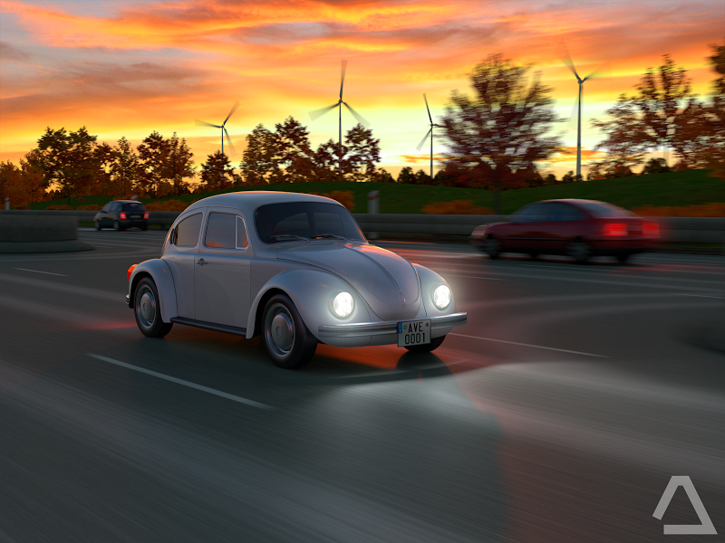 Driving Zone: Germany Screenshot 8