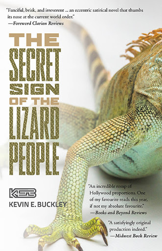 The Secret Sign of the Lizard People cover