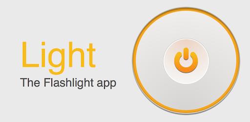 Приложения Light - The Flashlight app (apk) бесплатно скачать для Android / ПК screenshot