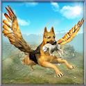 Flying Dog - Wild Simulator icon