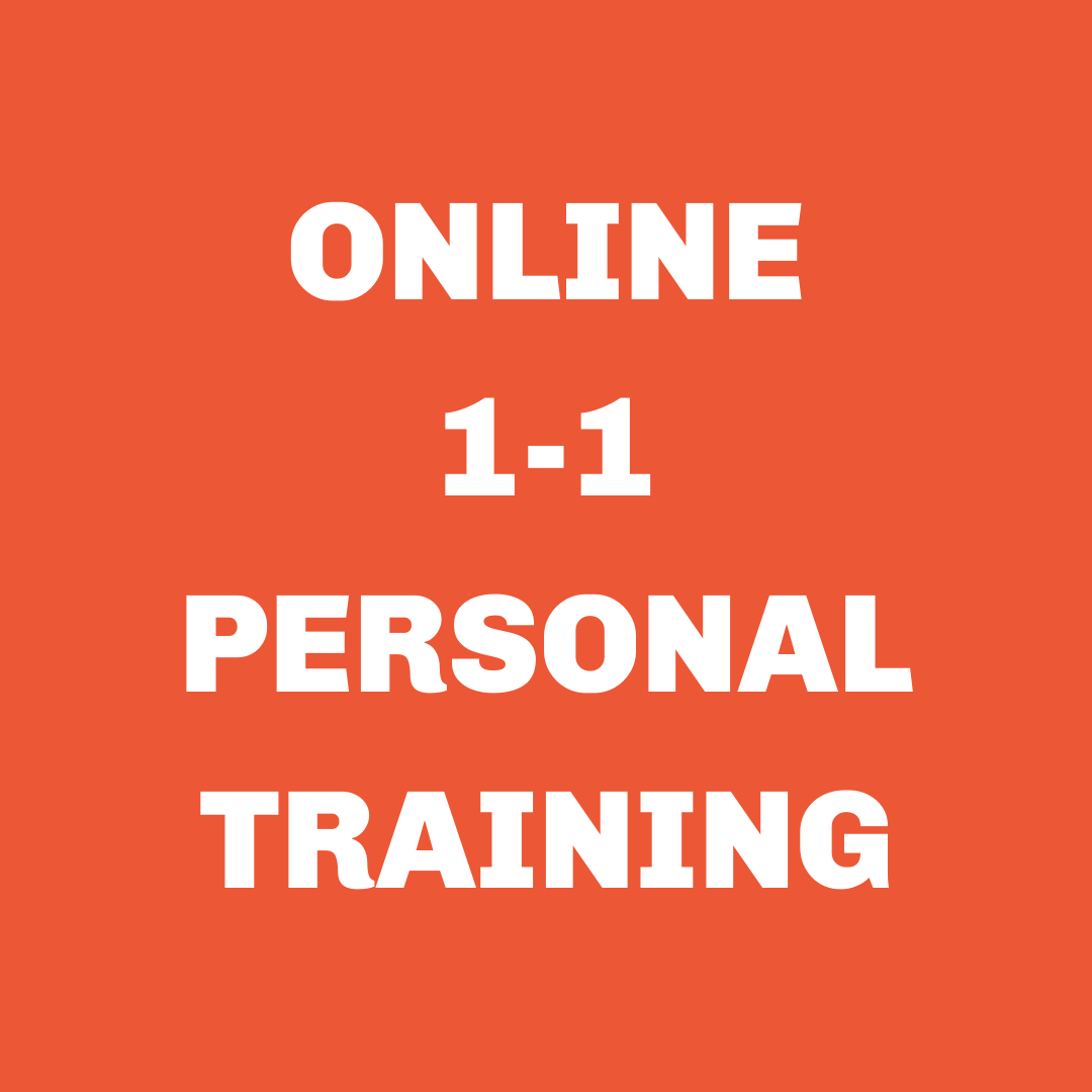 Ryan Snell Online 1-1 Personal Training