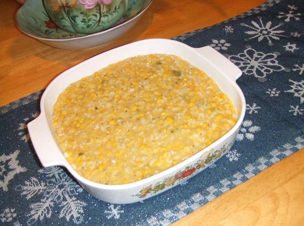 Family Favorite Corn Casserole Recipe