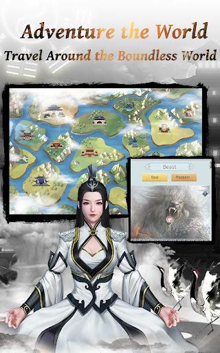 Immortal Taoists-Idle Game of Immortal Cultivation 1.4.6 screenshots 4