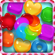 Jellipop Match: Formerly Jelly Blast Match 3 Game MOD APK aka APK MOD 5.8.5 (Infinite Jelly Beans)