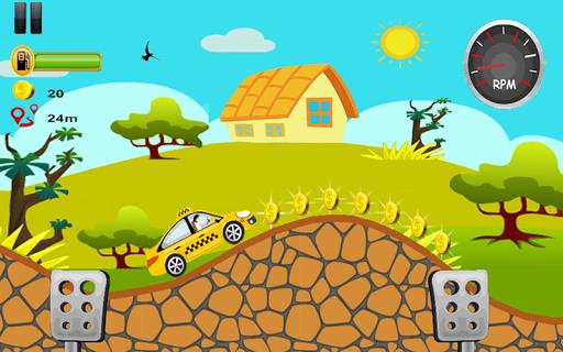 Taxi Hill Climb Rennspiel 1.0 screenshots 12