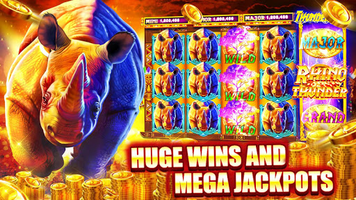 Vegas Party Slots--Double Fun Free Casino Machines 1.83 Mod screenshots 2