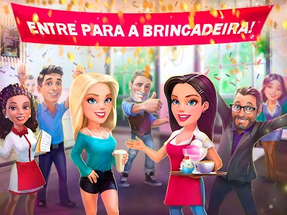 My Cafe Recipes & Stories Apk Mod Dinheiro Infinito 10