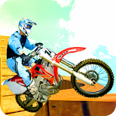 3D Impossible Bike Stunts Game