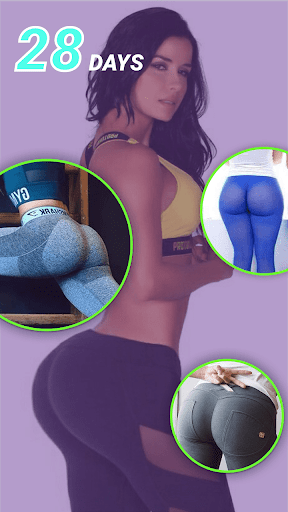 Download Glute Workout MOD APK 1