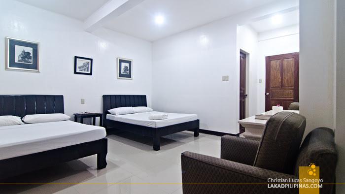 Treasures of Bolinao Resort Room