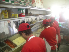Photo: ---- Pino`s Pizza Ocean City Maryland ---- Call 410-723-FAST (3278)-----------81st street Coastal Highway 10 minute Carry-out, or Fast Delivery to all of Ocean City