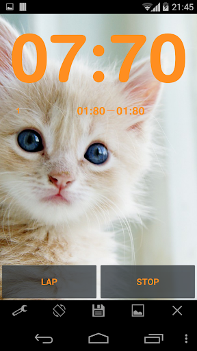 Simple Stopwatch Pro screenshot 3