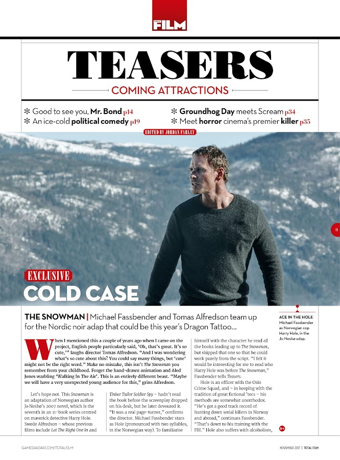 Total Film- screenshot