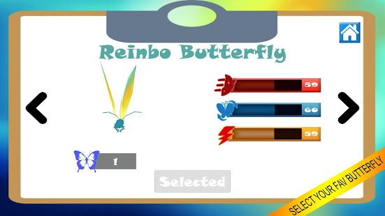 My Butterfly Augmented Reality - náhled
