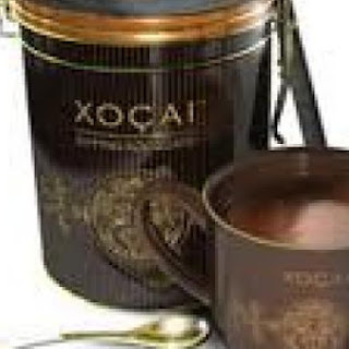 Cappuccino Hot Chocolate with Xocai Sipping Xocolate
