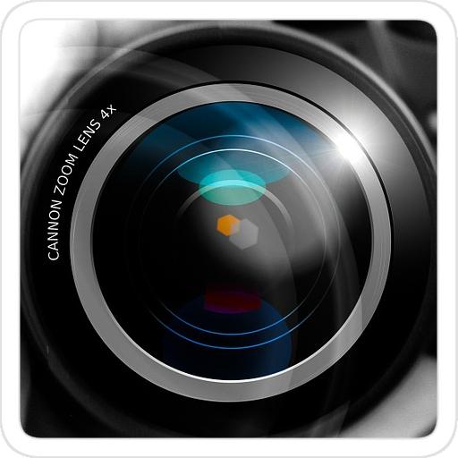 夜専用自撮りカメラ (完全無料) 攝影 App LOGO-硬是要APP