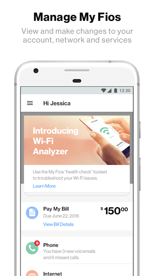 Verizon My Fios - Android Apps on Google Play
