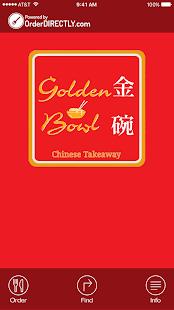 Golden Bowl Chinese, Whitburn - náhled