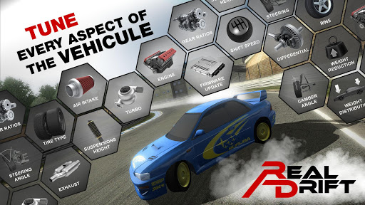 Real Drift Car Racing Lite  screenshots 4