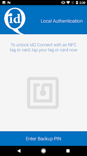 idQ Connect- screenshot thumbnail