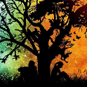 Silhouette Art Wallpapers icon