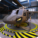US Army Helicopter Mechanic Icon