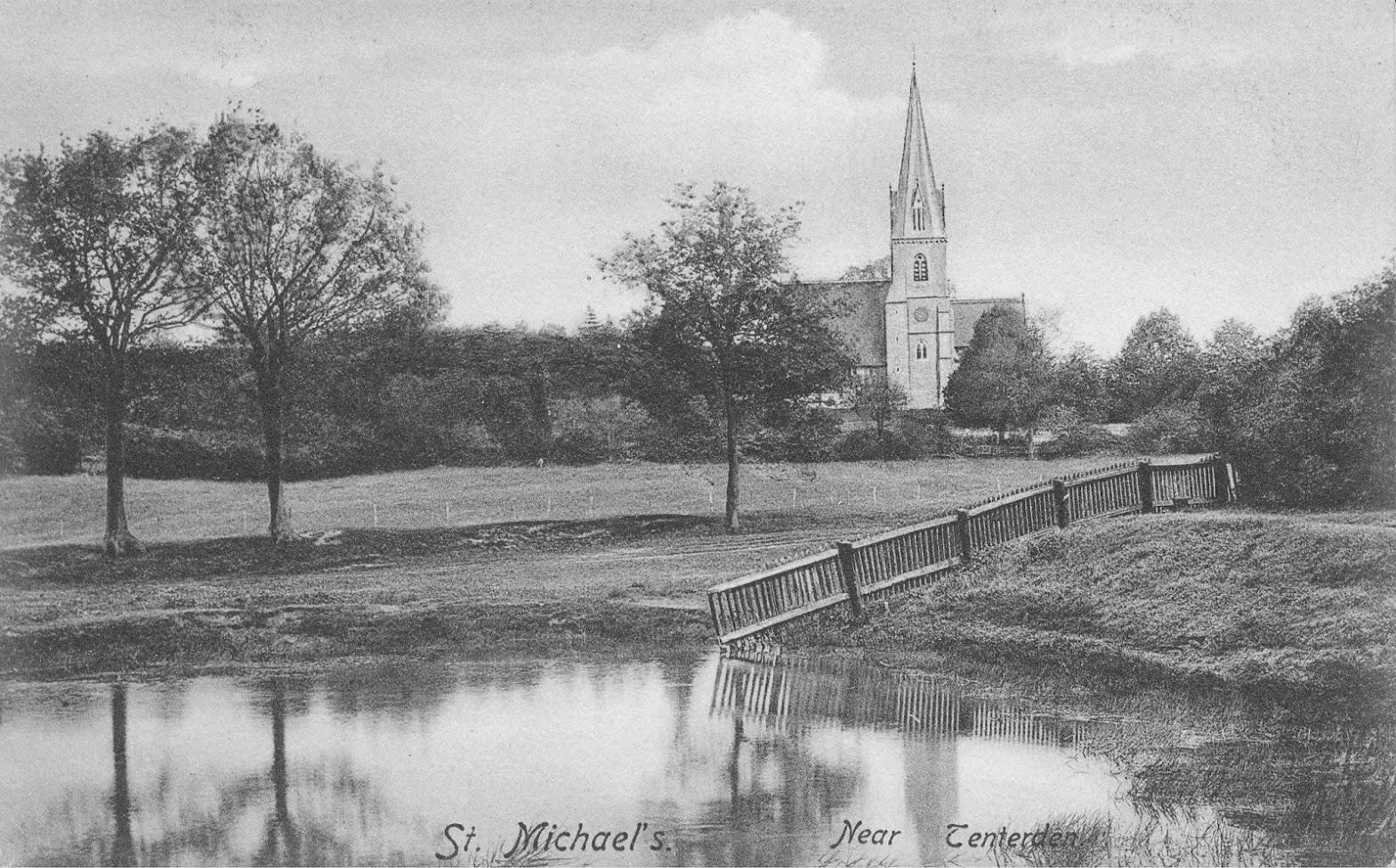 Tenterden Archive photos St Michaels Village
