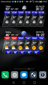 Accurate Daily Weather Report screenshot 1