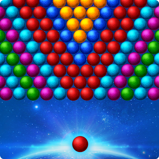Rocket Pop Bubble Shooter 休閒 App LOGO-APP開箱王