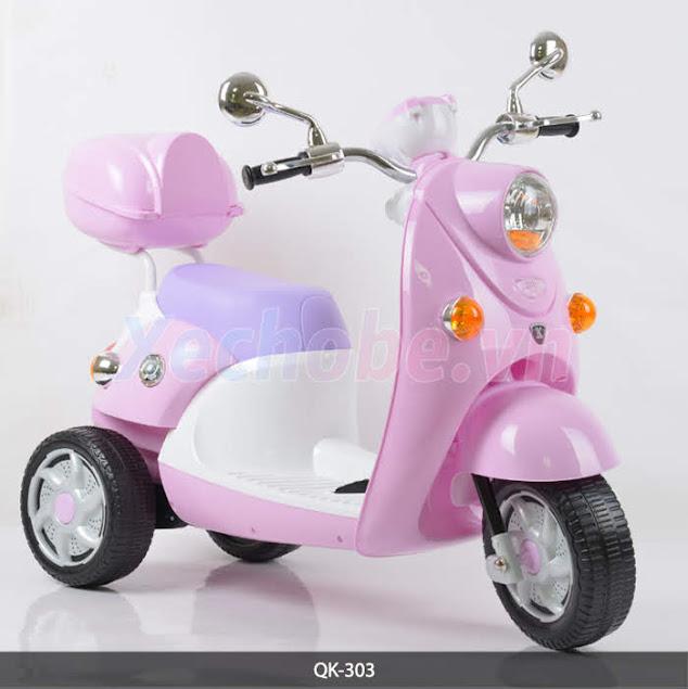 vespa xe máy điện cho bé