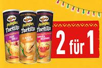 Angebot für Pringles Tortilla Chips im Supermarkt - Pringles
