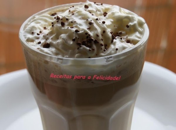 Frappé Or Iced Coffee Recipe