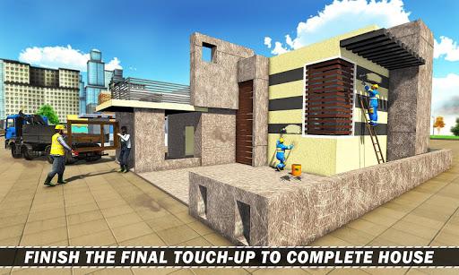 Modern House Construction 3D 1.0 screenshots 3