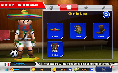 Perfect Kick - Soccer 1.5.5 screenshot 4724