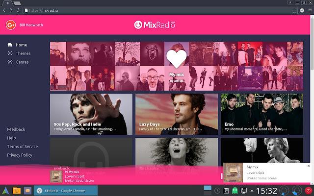 Mixradio Web Player Hotkeys