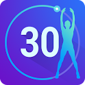 30 Day Fitness Challenge Free icon