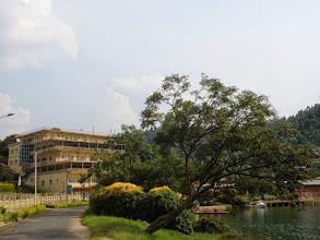 Photo: Our hotel in Kibuye