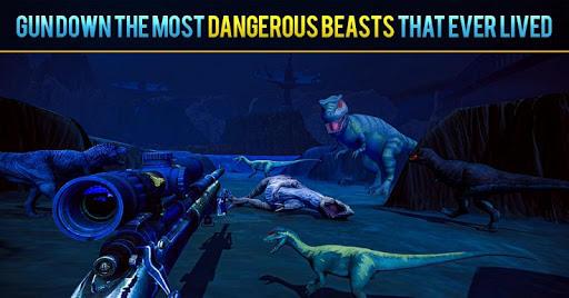 Deadly Dinosaur Hunter Revenge Fps Shooter Game 3D  screenshots 8