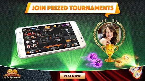 Tavla Pasha - Free online nard and nerd game! Ekran Görüntüsü