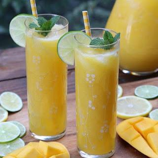 Homemade Fruit Drinks Recipes