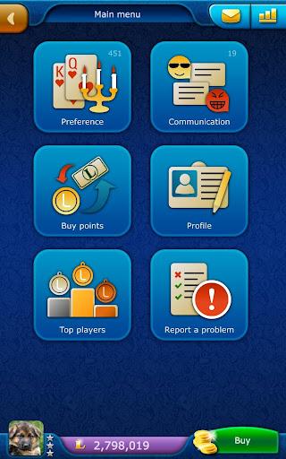Preference LiveGames - free online card game 3.86 screenshots 15