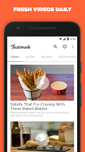 Tastemade- screenshot thumbnail