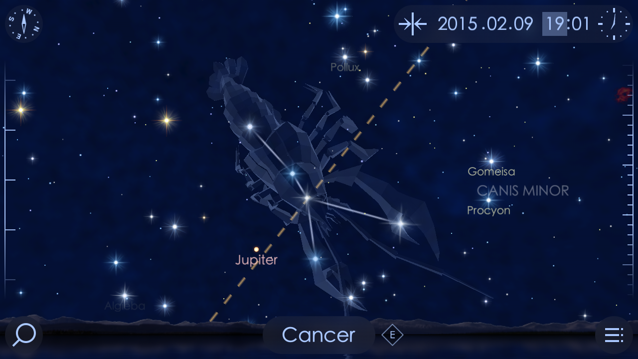 Star Walk Free Identify Stars In The Sky Map Android Apps On - Astronomical map of galaxies in the us