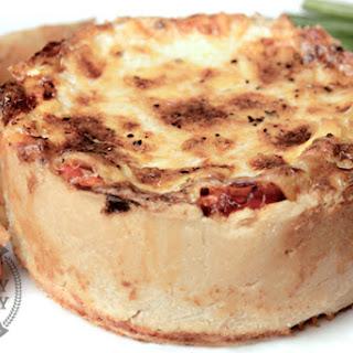Vegetarian Lasagne Pie
