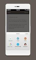 Screenshot of Smartisan Notes - Notepad Memo