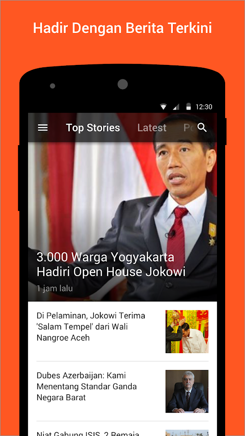 Liputan6 - Berita Indonesia- screenshot
