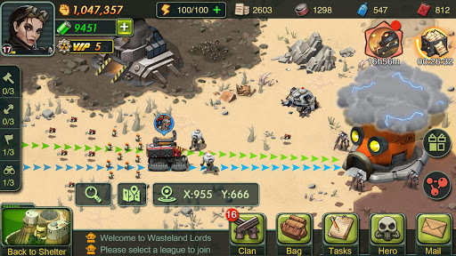 wasteland lords screenshot 3
