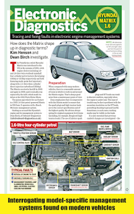 Car Mechanics Magazine - náhled