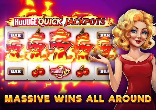Huuuge Casino Slots - Best Slot Machines screenshot 9