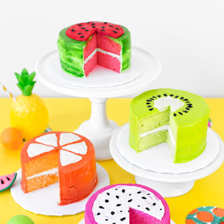 Fruit Slice Cakes